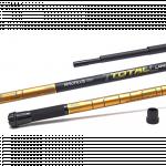 Ручка для подсачека Nautilus Total landing net handle Tele 360см.