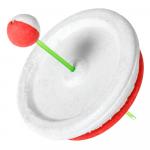 Альтернативная снасть кружки SALMO неоснащенные 350г. диаметр 18см.