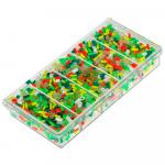 Кембрики Три Кита Art. №2 силиконовые в коробочке СВ-01