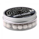 Бойлы FFEM Pop-Up Hookbaits White Poison 10mm