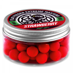 Бойлы Ffem Pop-up Hookbaits Strawberry 12mm