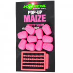 Насадка KORDA имитационная Maize Pop-Up Pink