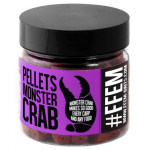 Пелетс Ffem Hookbaits Pellets Monster Crab 8mm