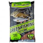Прикормка Greenfishing Energy Фидер River 1кг