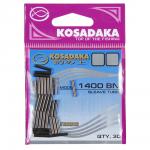 Обжимная трубка Kosadaka 1400bn 0.8mm