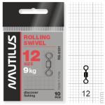 Вертлюжки Nautilus Rolling Swivel 0101 №12