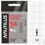 Вертлюжки Nautilus Rolling Swivel 0101 №14