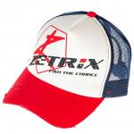 Бейсболка ZETRIX CAP ZC-1602 Red Beak, Nany Mesh