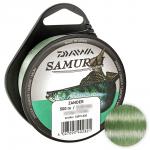 Леска DAIWA SAMURAI ZANDER 500м. 0.20мм. GREEN