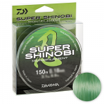 Леска DAIWA SUPER SHINOBI 150м. 0.20мм. GREEN