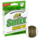 Плетеный шнур SUFIX MATRIX PRO WAX SHIELD 135м. 0.35мм. MIDNIGHT GREEN