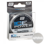 Зимняя SALMO ICE POWER 50м. 0.10мм. CLEAR
