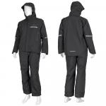 Костюм Shimano Rb-025s Dryshield XL Черный