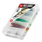 Набор Lucky John Lure Kit WILD ZANDER SET