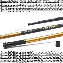 Ручка для подсачека Nautilus Total landing net handle Tele 250см.