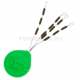 Огрузка для поводка) KORDA SINKERS small brown (Огрузка для поводка)