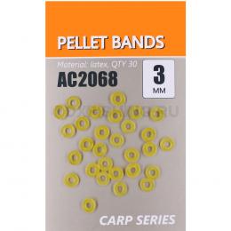 Для карпфишинга Orange Art. Резинка для пеллетса из латекса, диаметр 3 мм AC2068