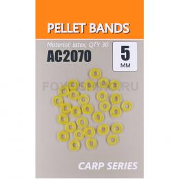 Для карпфишинга Orange Art. Резинка для пеллетса из латекса, диаметр 5 мм AC2070