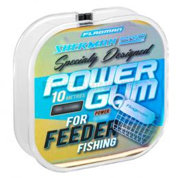 Амортизатор для фидера FLAGMAN Power Gum Sherman 10m 08mm