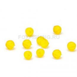 Бусины NAUTILUS art. Soft Beads Yellow 5мм