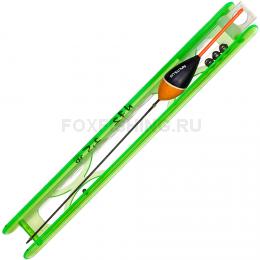 Поплавочная оснастка Nautilus Art. NRF-72 d-0.14мм 2.5гр