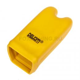 Чехол DELKIM HARDCASE Yellow