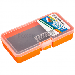 Коробка GERMAN Storage Baits STRB-NP-160 ORANGE