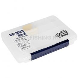 Коробка Meiho Versus Vs 3043ND-2 Clear