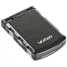 Коробка Meiho Versus Vs 355SS Pearl Black