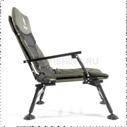 Кресло Кедр Art. Карповое с подлокотниками SKC-01