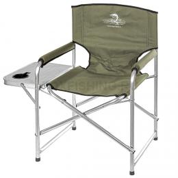 Кресло Кедр Art. AKS-07 со столиком и подстаканником