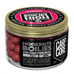 Бойлы Ffem Hookbaits Boilies 13mm Cranberry N-Butyric