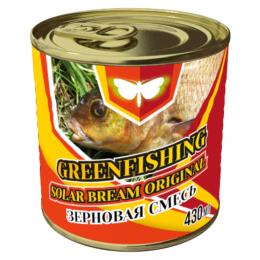 Зерновая смесь GREENFISHING art. МИКС SOLAR BREAM ORIGINAL 0,43