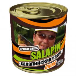 Зерновая смесь GREENFISHING art. МИКС САЛАПИНСКАЯ КАША ЛЮКС 0,43