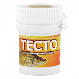 Насадка Три Кита Тесто высокопротеиновое 20гр. ваниль