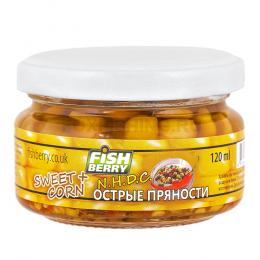 """Насадка Fish Berry Sweet Corn Кукуруза """"Острые пряности"""""""