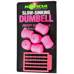 Насадка Korda Имитационная Dumbell Slow Sinking Fruity Squid 16 mm