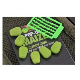 Насадка KORDA имитационная Maize Pop-Up Green