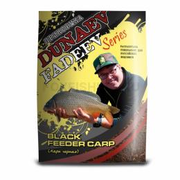 Прикормка Dunaev DUNAEV-FADEEV Feeder Carp Black