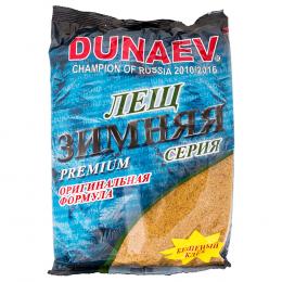 Прикормка DUNAEV ICE PREMIUM ЛЕЩ