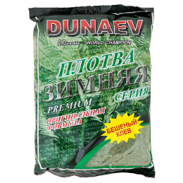 Прикормка DUNAEV ICE PREMIUM ПЛОТВА