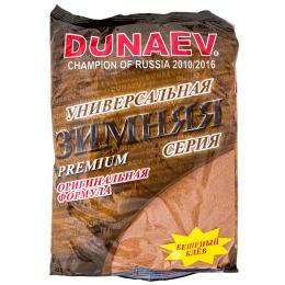 Прикормка DUNAEV ICE PREMIUM УНИВЕРСАЛЬНАЯ