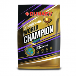 Прикормка Dunaev World Champion Big Roach