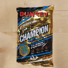 Прикормка Dunaev World Champion Turbo Feeder