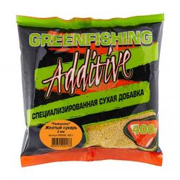 Прикормка Greenfishing Art. Сухарь Желтый Pastoncino 400 гр.