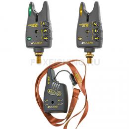 Электронный сигнализатор Flajzar Fishtron Q9-tx  2+1 (З, Ж)