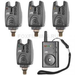 Электронный сигнализатор D.A.M. MAD NANO WIRELESS 4+1 (Набор в кейсе)