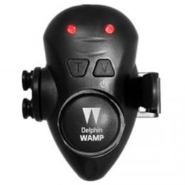 Электронный сигнализатор DELPHIN Alarm WAMP на бланк удилища