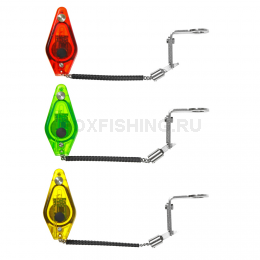 Свингер CARP SOUNDER Dropstar DR LX2 Set 3 Hanger mini