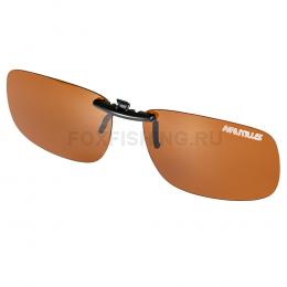 Очки Nautilus V02 коричневые (N6702 PL)